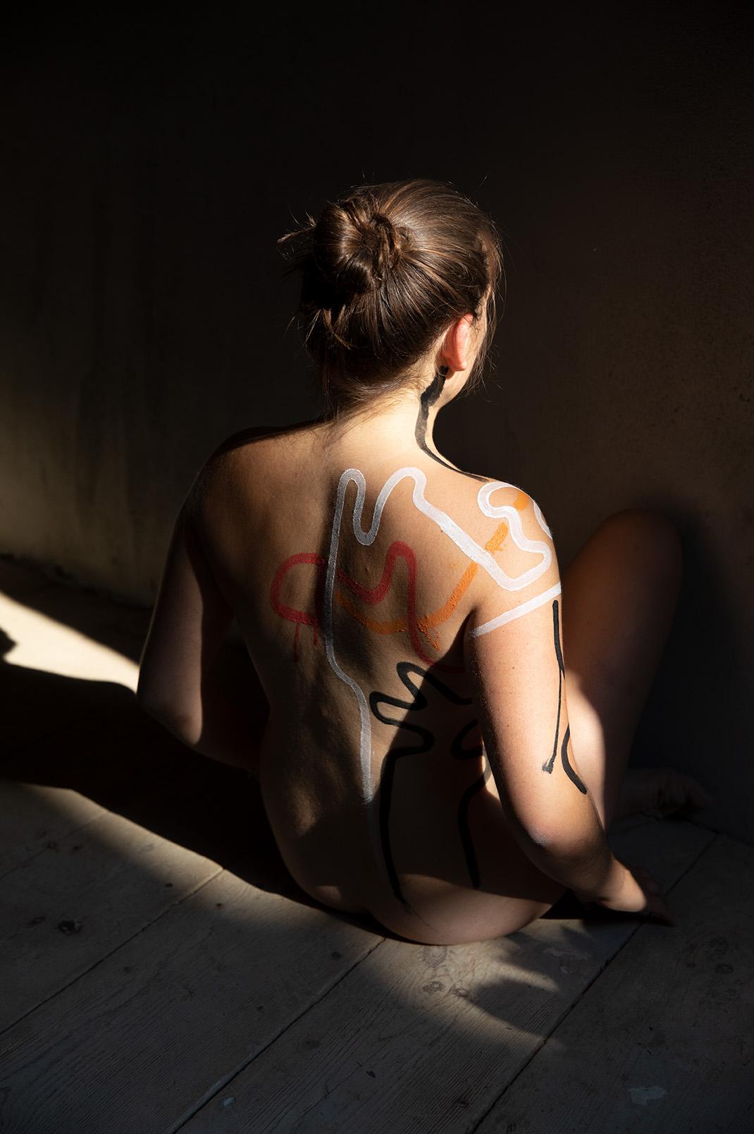 Kunst Aktfotografie Eva Korn Landau Pfalz