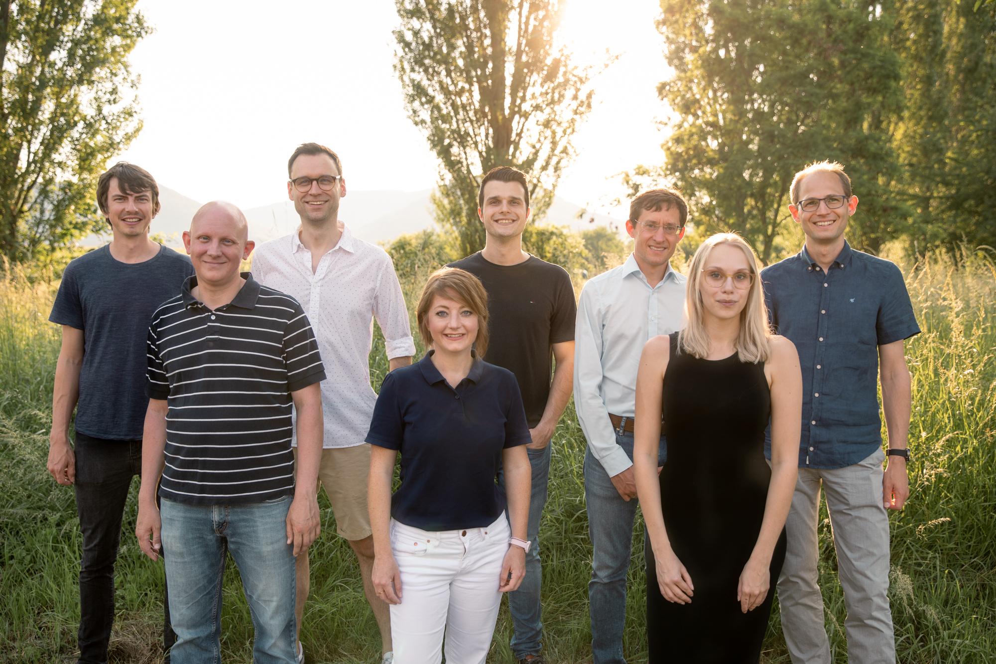 Teamfoto Eva Korn Rheinland-Pfalz
